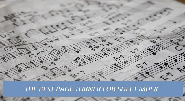 Page Turner Forescore